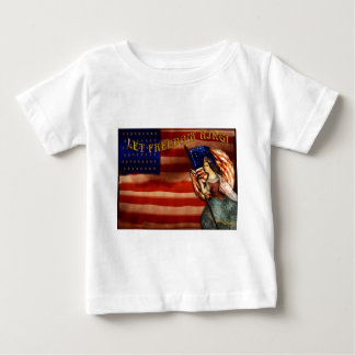 Let Freedom Ring Infant T-Shirt