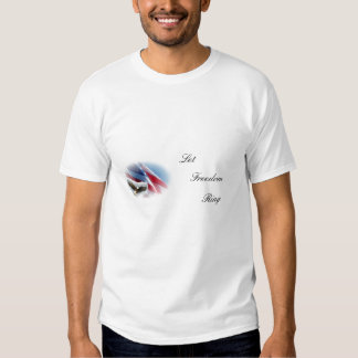 Let Freedom Ring T-shirt