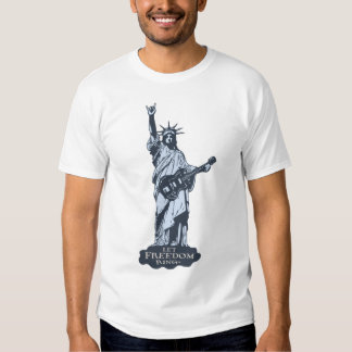 Let Freedom Ring T-shirts