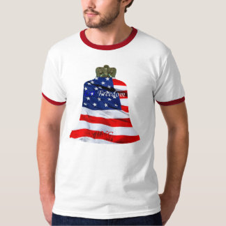 Let Freedom Ring Tee Shirt