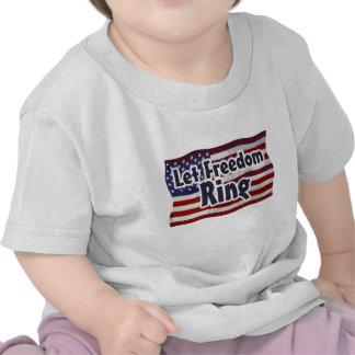 Let Freedom Ring Tshirt