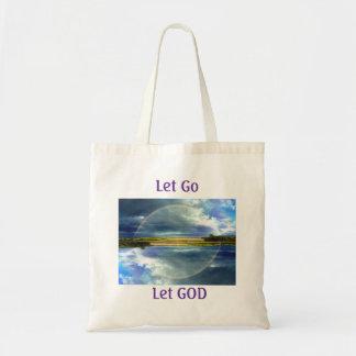 Let Go and Let GOD bag