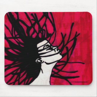 Let Go. Be Free Mousepad