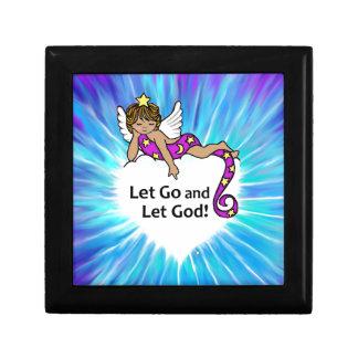 Let Go Ethnic Angel Jewelry Boxes