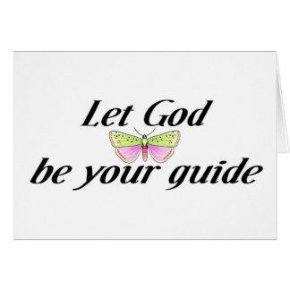 let god guide your relationship
