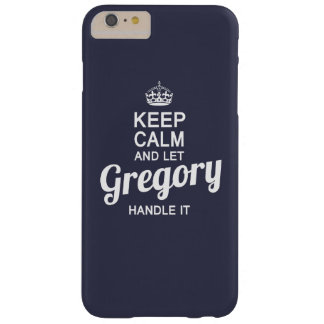 Let Gregory handle it! Barely There iPhone 6 Plus Case