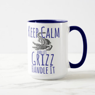 Let Grizz Handle It Mug
