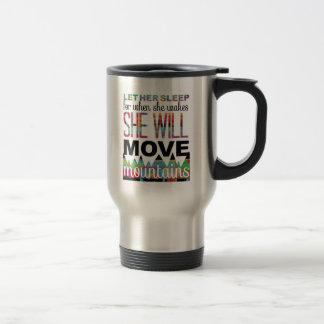 Let Her Sleep Stainless Steel Travel Mug