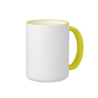 Let it burn! Coffee mug