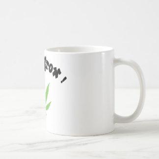 let it grow icon basic white mug