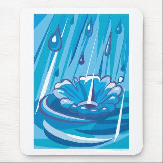 Let It Rain Mouse Pad