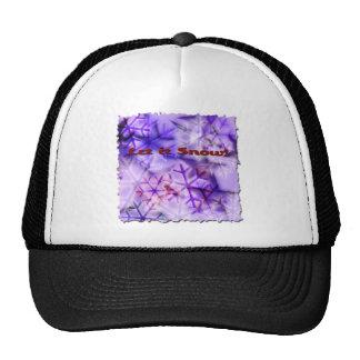 Let It Snow Trucker Hats