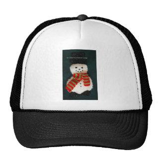 let it snow cap