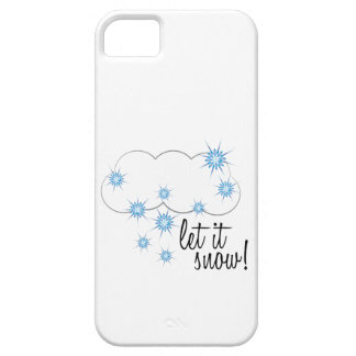 Let It Snow! iPhone 5 Cases