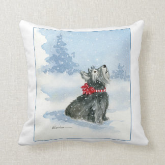 Let it Snow - Celebrate Kadie Pillow 16 x 16