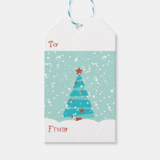 """""""Let it Snow"""", Christmas Gift Tags"""