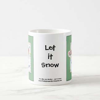 Let it snow cup