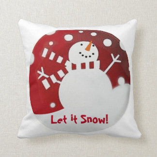 Let it Snow! Cushion