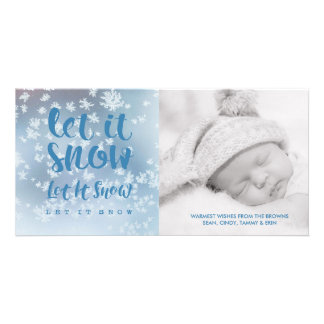Let It Snow, Let It Snow, Let It Snow! Card