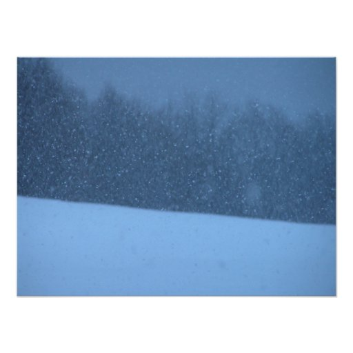 Let it Snow Poster or Print