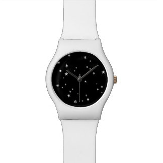 Let it snow! wrist watches