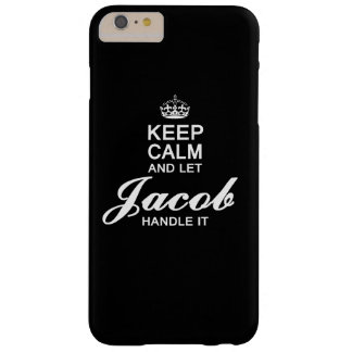 Let Jacob handle it! Barely There iPhone 6 Plus Case