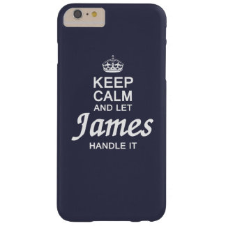 Let James handle it ! Barely There iPhone 6 Plus Case