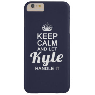 Let Kyle handle It! Barely There iPhone 6 Plus Case