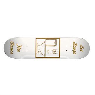 Let Loose the Deuce Skate Board Decks