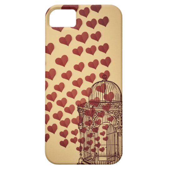 Let Love Free iPhone 5 Cover