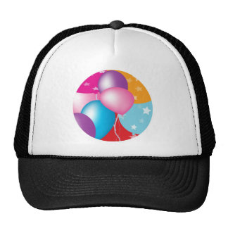 Let me be a again - ALL Round Bright Colorful Cap