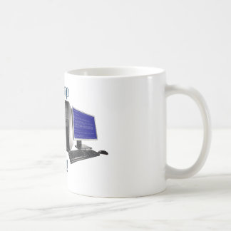 Let me drop everything to help you coffee mug