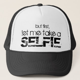 Let Me Take a Selfie Hat