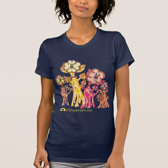 """""""Let Nature Sing and Dance"""" T-Shirt"""