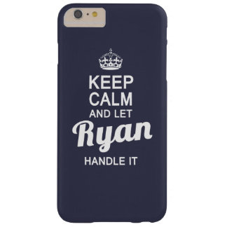Let Ryan handle it! Barely There iPhone 6 Plus Case