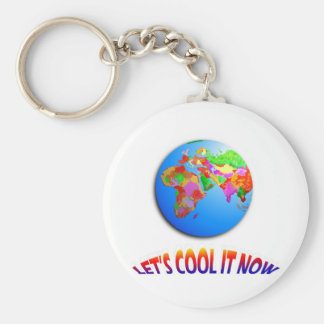 Let s Cool it Now Keychain