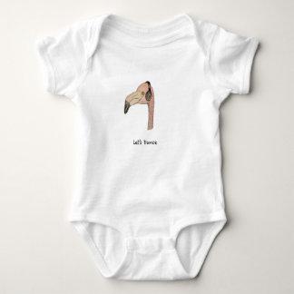LET' S DANCE BABY BODYSUIT