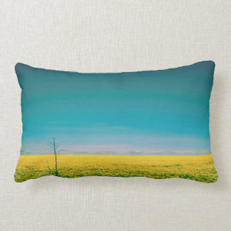 Let's go wait out in the fields lumbar cushion