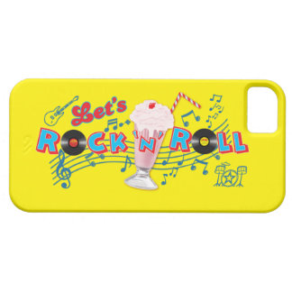 Let s Rock n Roll Iphone 5 Case