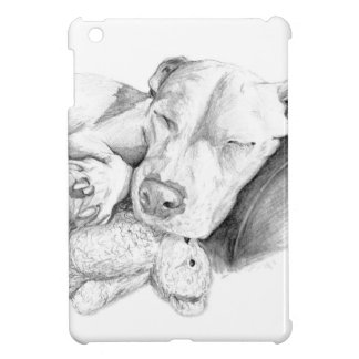 Let Sleeping Dogs Lie Case For The iPad Mini