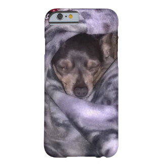"""Let Sleeping Dogs Lie"" iPhone case"