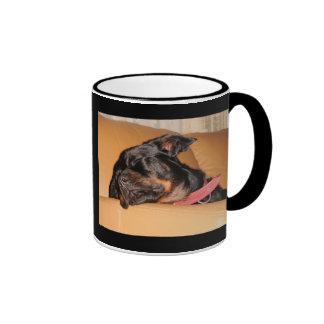 Let Sleeping Dogs Lie Coffee Mugs