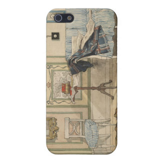 Let Sleeping Dogs Lie Swedish Watercolor Cases For iPhone 5