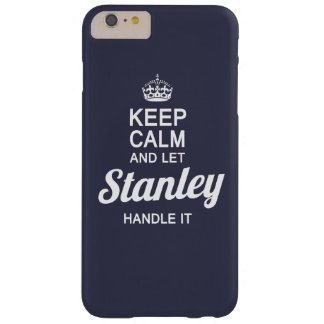 Let Stanley handle it! Barely There iPhone 6 Plus Case