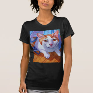 Let the Cat out of the Bag Tee Shirts