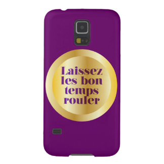 Let The Good Times Roll Samsung Galaxy Nexus Covers
