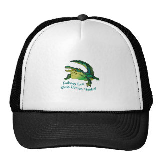 LET THE GOOD TIMES ROLL MESH HAT