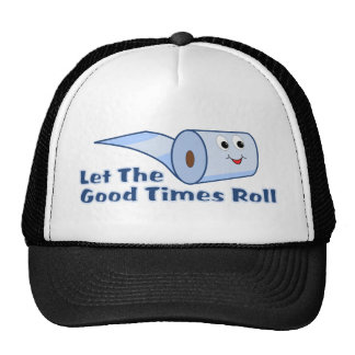 Let The Good Times Roll Hats