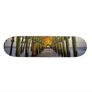 Let The Light Shine Through Skate Board Decks