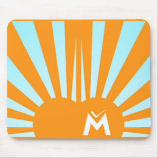 Let the MUE shine Mouse Mat